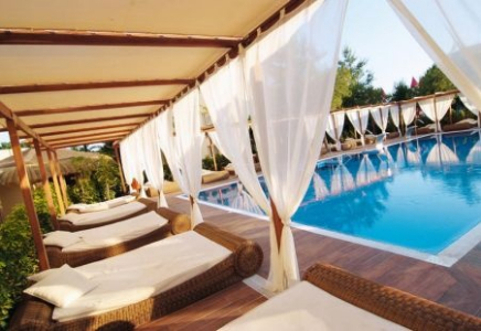 Hotel Viva Tropic in Alcudia Mallorca Spanje