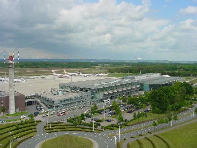 vliegveld op zakynthos